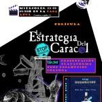 Cinefórum y exposición de poesía visual STOPDESAHUCIOS: miércoles 13M