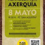 Próxima Asamblea Axerquía Norte el 8 de mayo a las 19:30h en San Agustín